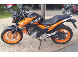 Honda CB 250 Twister ABS 2018/2019