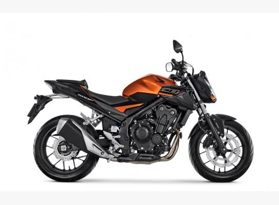 Honda CB 500F 2021/2021