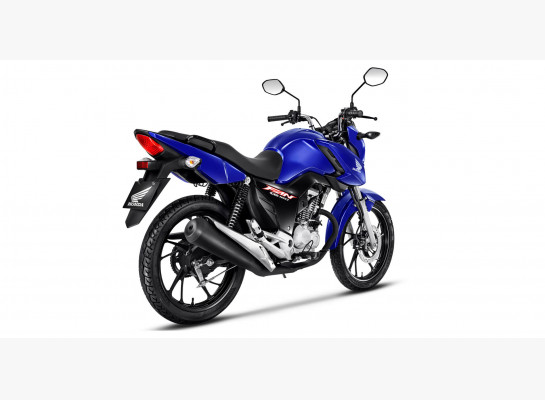 Honda CG 160 FAN 2022/2022